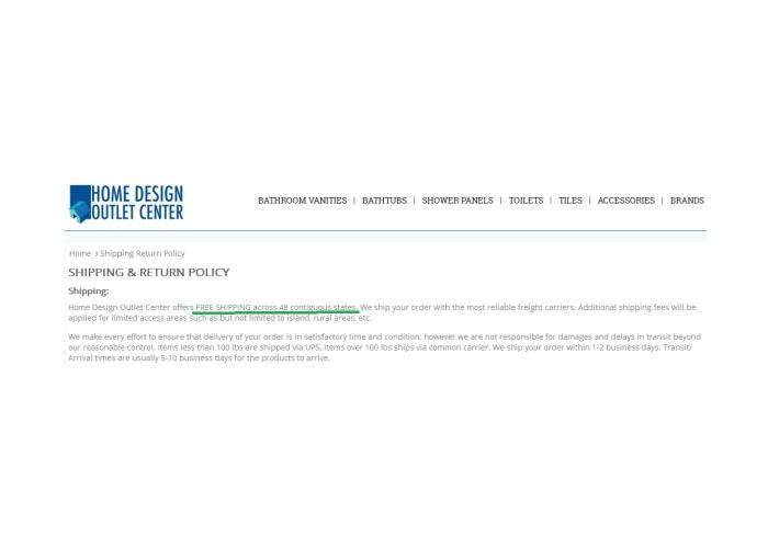 40 Off Home Design Outlet Center Coupon Code 2017 Screenshot Verified By Dealspotr