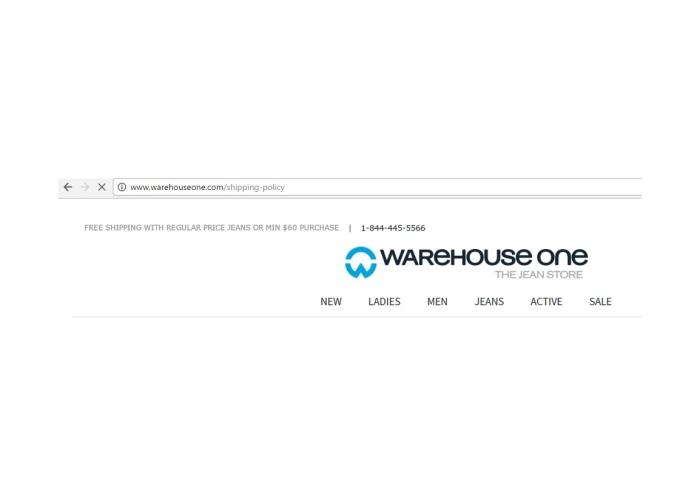 50% Off Warehouse One Coupon   2 Verified Promo Codes 2017 - Dealspotr