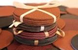Leather Coasters