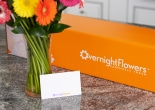 Overnight Flowers influencer marketing campaign