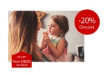 Canvasdiscount.com influencer marketing campaign