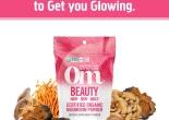 Om Organic Mushrooms influencer marketing campaign