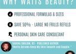 Watts Beauty USA influencer marketing campaign