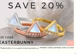 Gemstone Silver Jewelry influencer marketing campaign