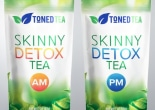 Toned Tea influencer marketing campaign