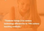 Thinkster Math influencer marketing campaign