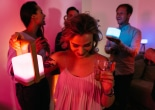 Lucis Wireless Lighting influencer marketing campaign