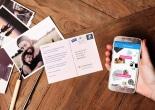 MyPostcard influencer marketing campaign