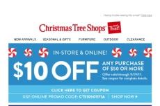 validation image christmas tree shops promo codes - The Christmas Tree Shop Coupons