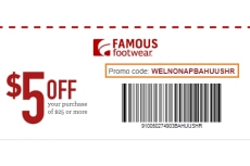 15 Off Famous Footwear Code Triple15 Today S Top Deal