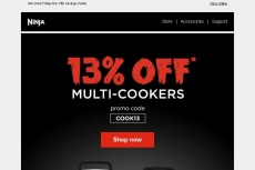 25% Off Ninja Kitchen Coupon Code | 2017 Promo Code | Dealspotr