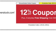 Dec 04,  · Many of the Overstock promo codes posted are for new customers only however there are usually one or 2 codes that can be used for all customers. New customers typically can save 10% - 12% off when using a coupon from DealCatcher.